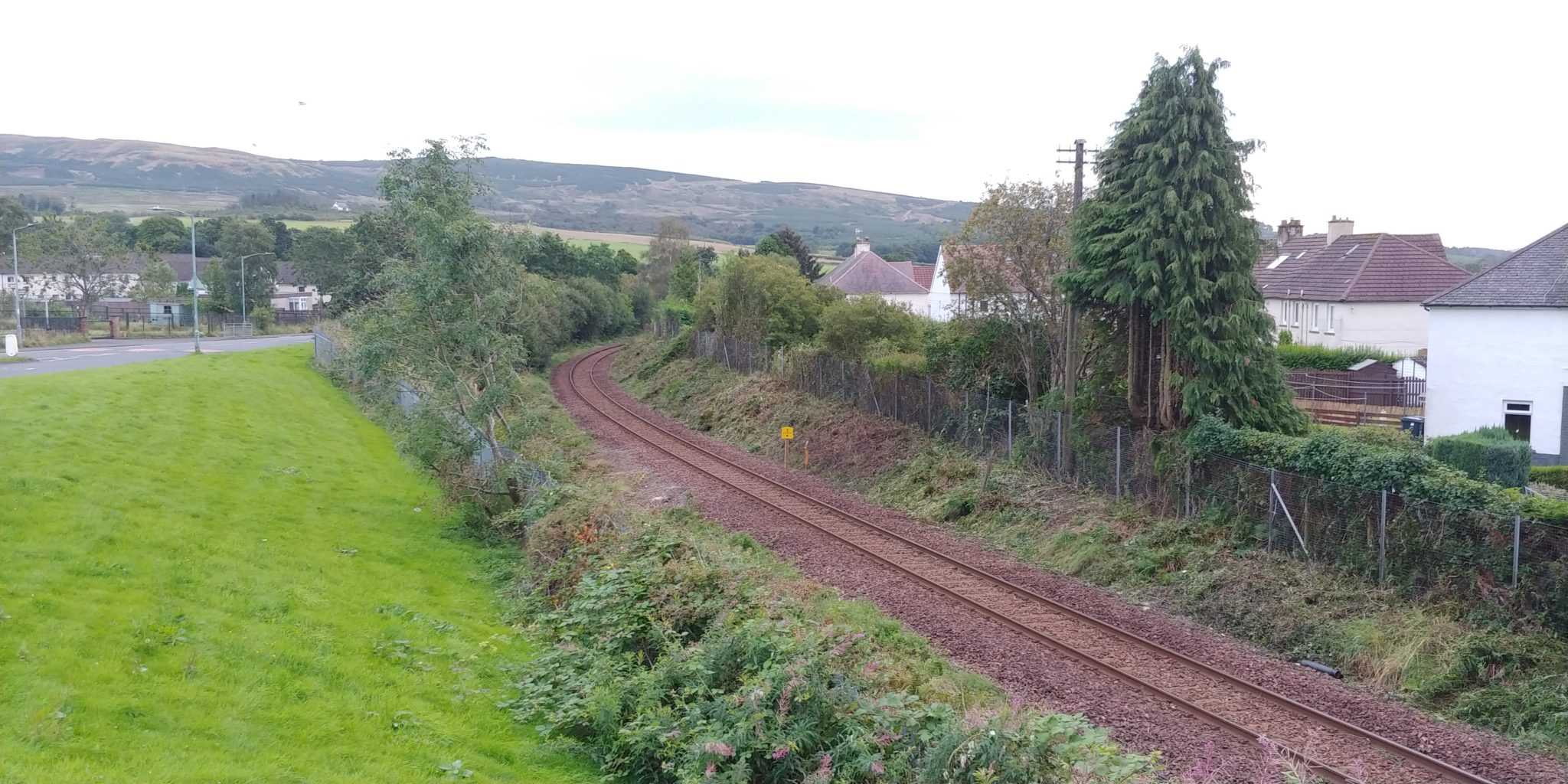 The devastation caused by Network Rail's tree-felling activities